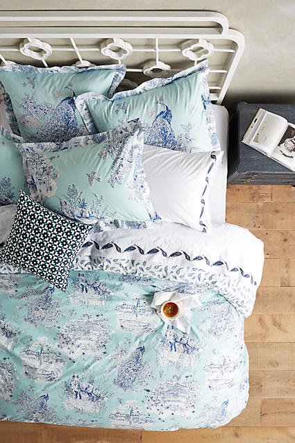French Country Bedding For Relaxed Traditional Elegance