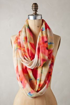 Water Gardens Infinity Scarf