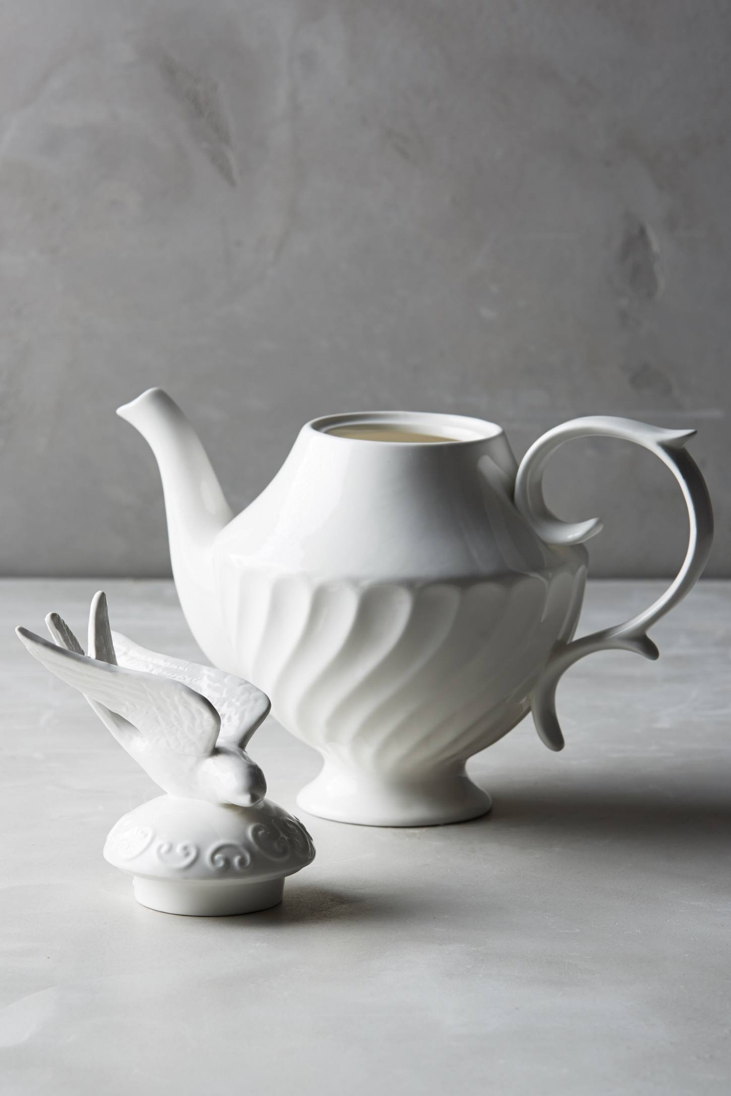 Birdsong Tea Pot