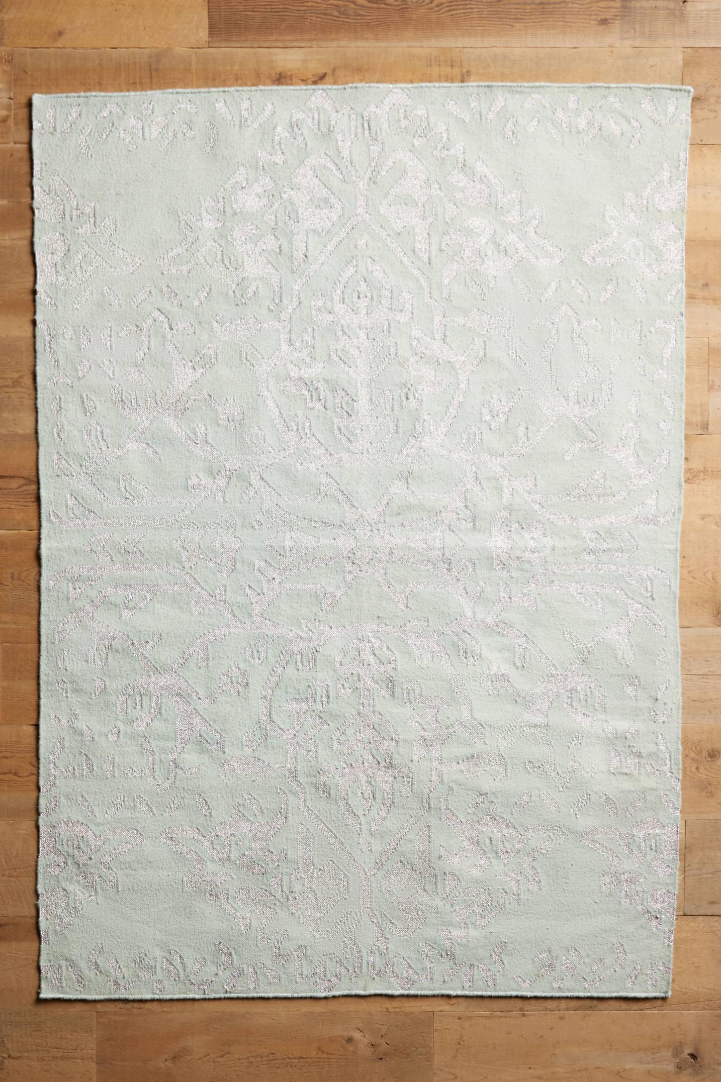 Ironlaced Flat-Woven Rug