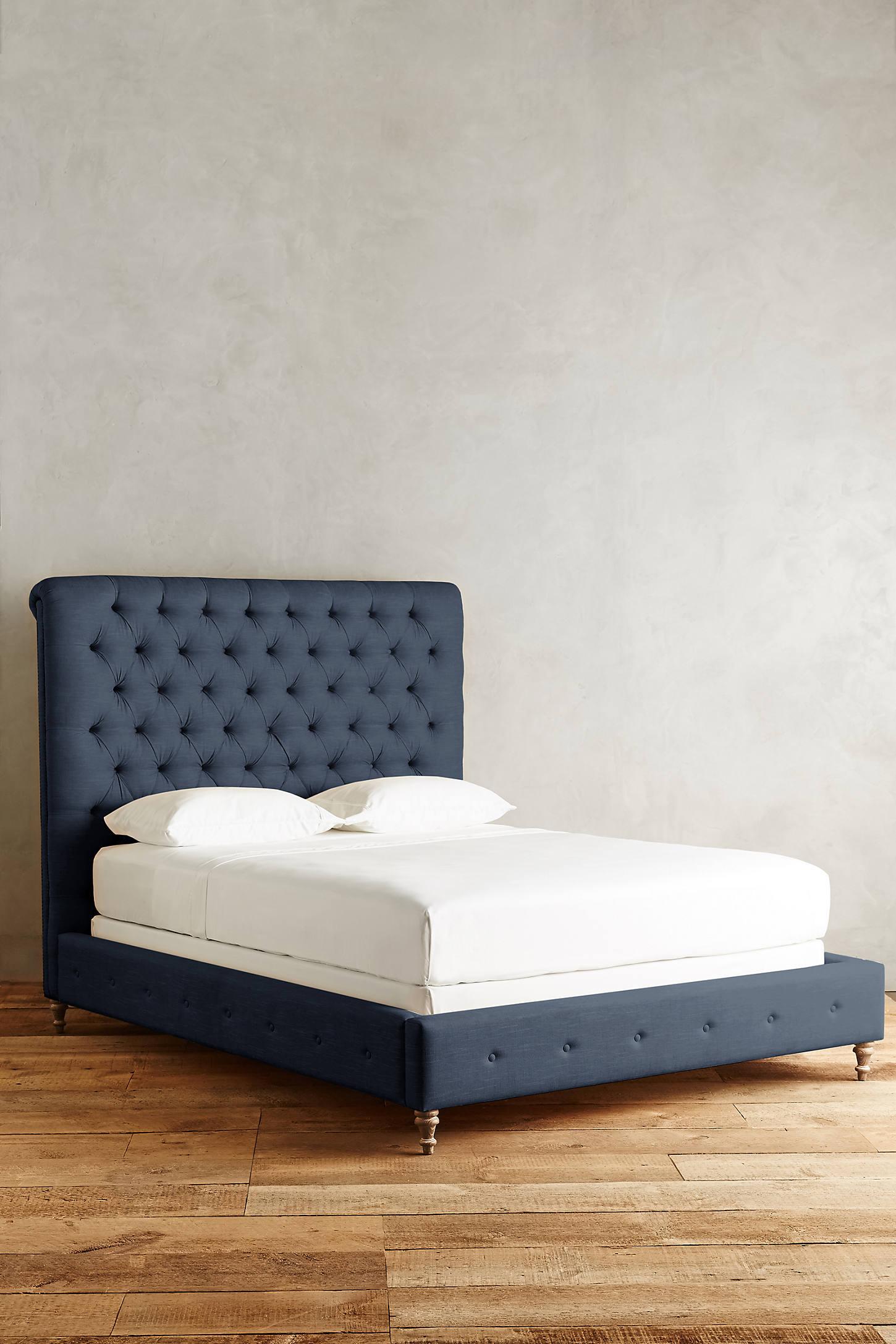 Linen Orianna Bed