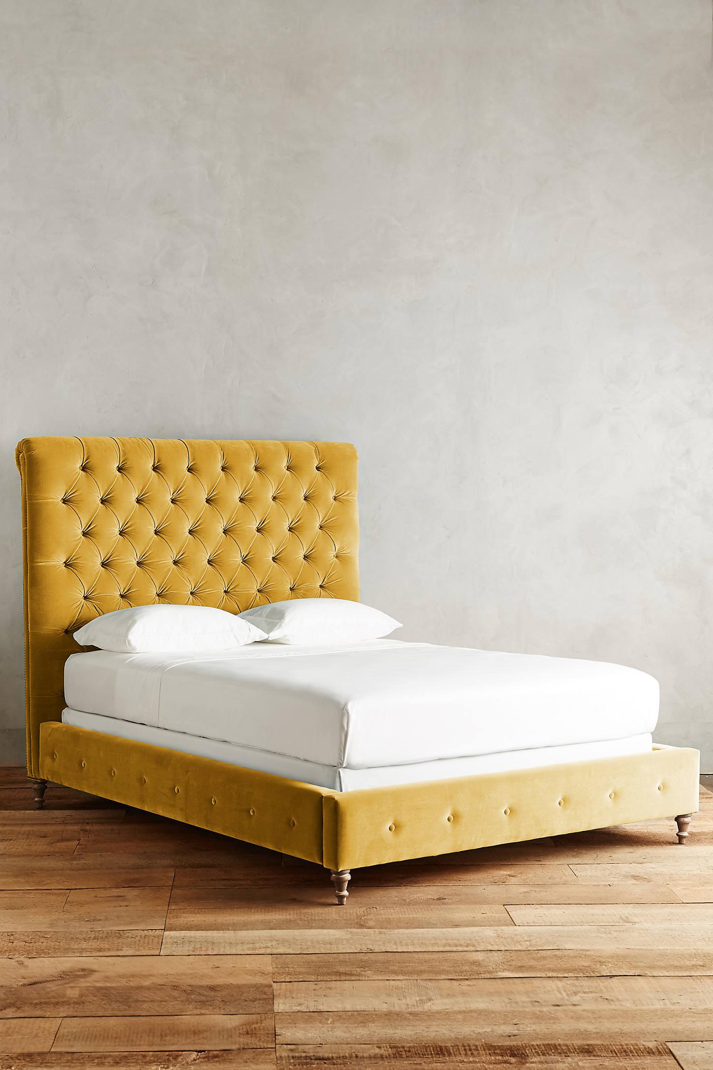 Velvet Orianna Bed