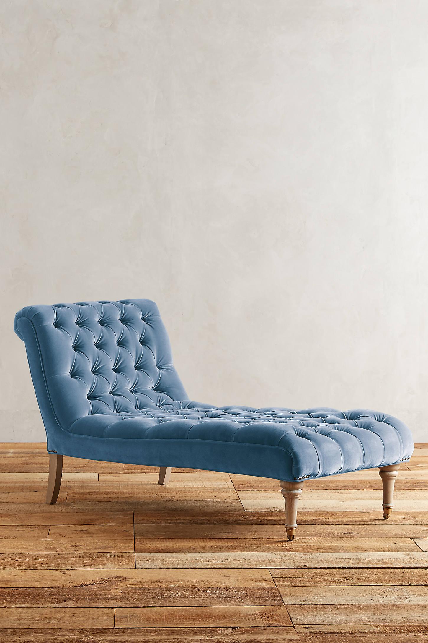 Velvet Orianna Chaise