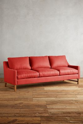 Linen Dorada Sofa
