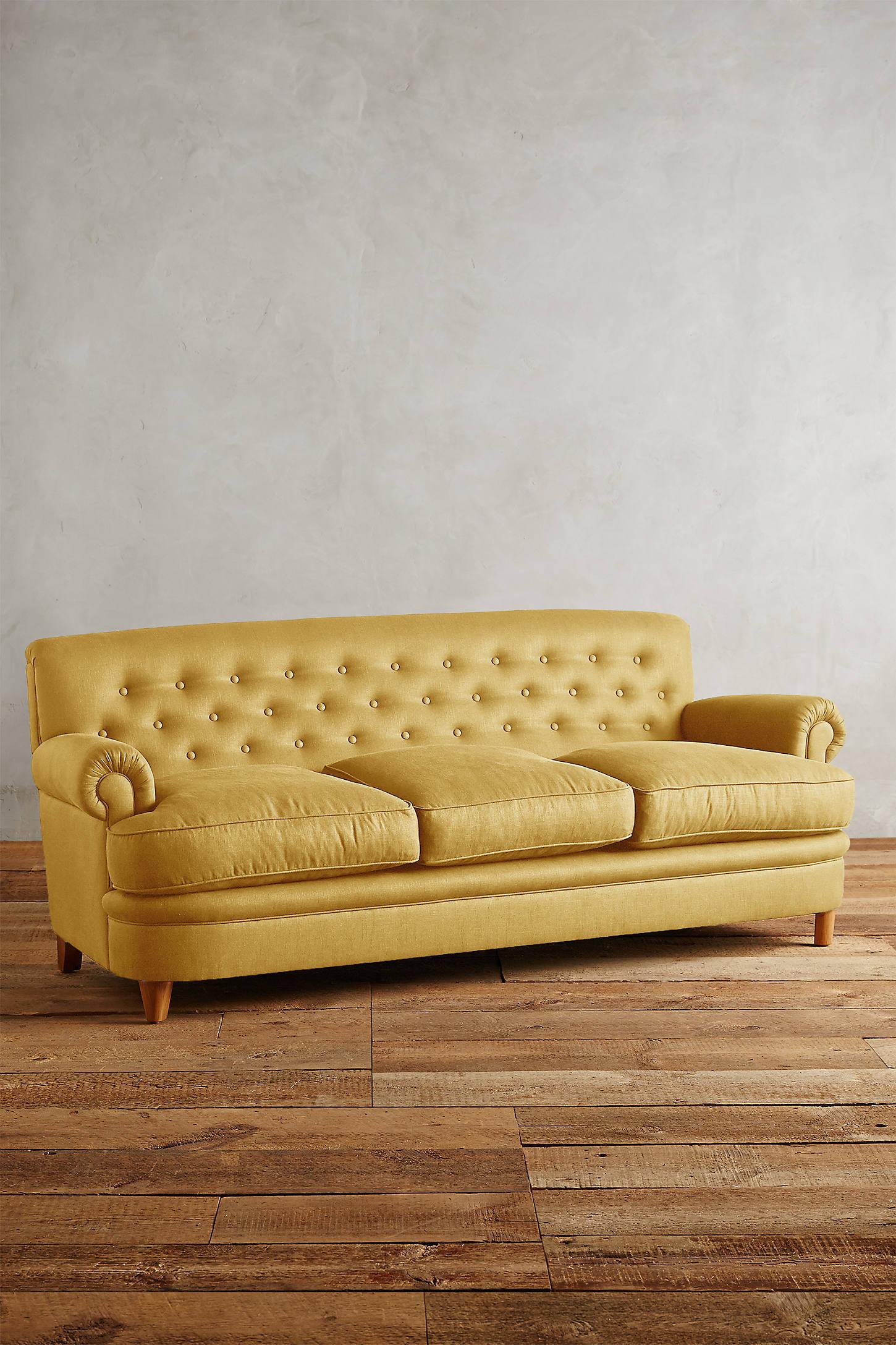Linen Kimmeridge Sofa
