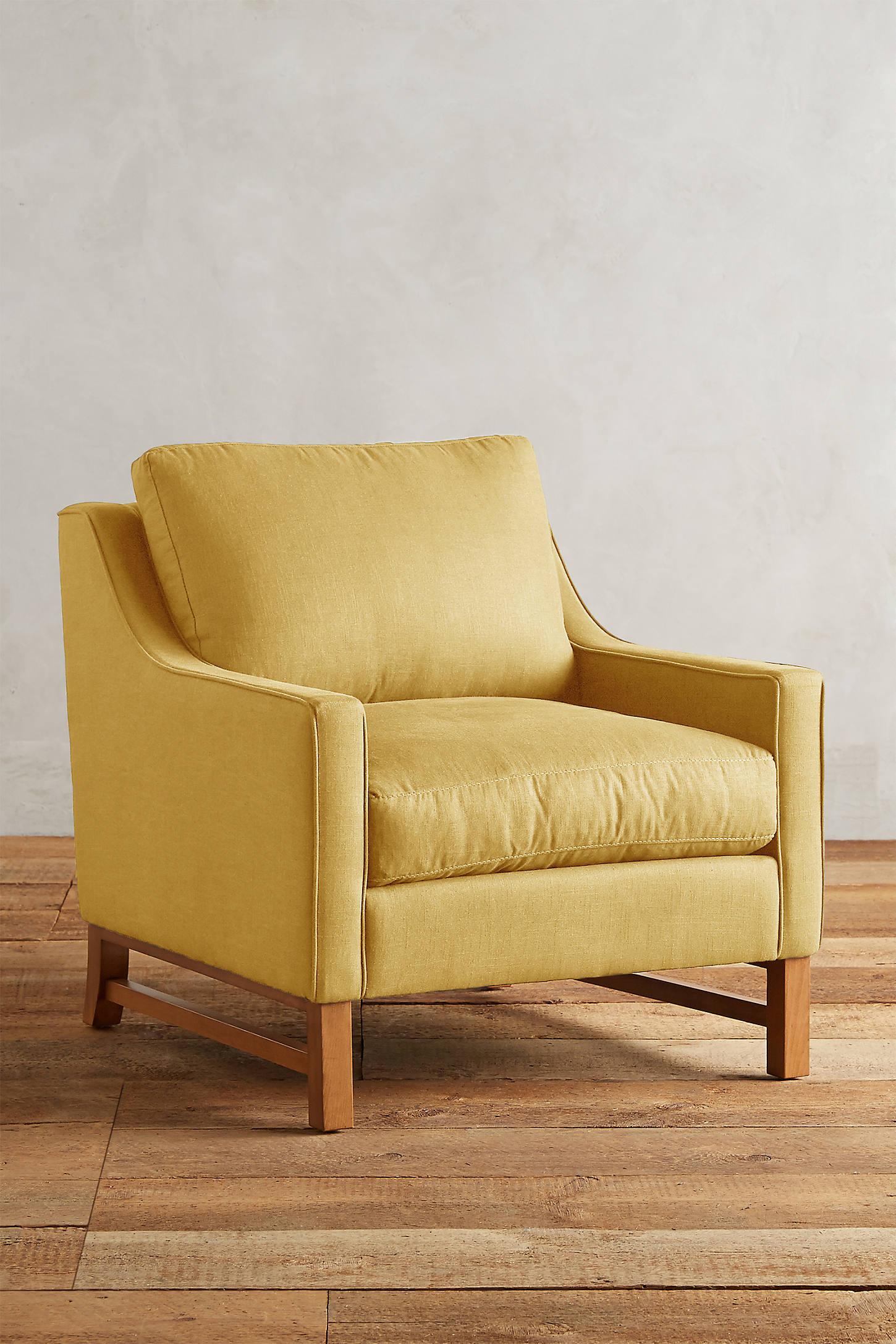 Linen Dorada Chair