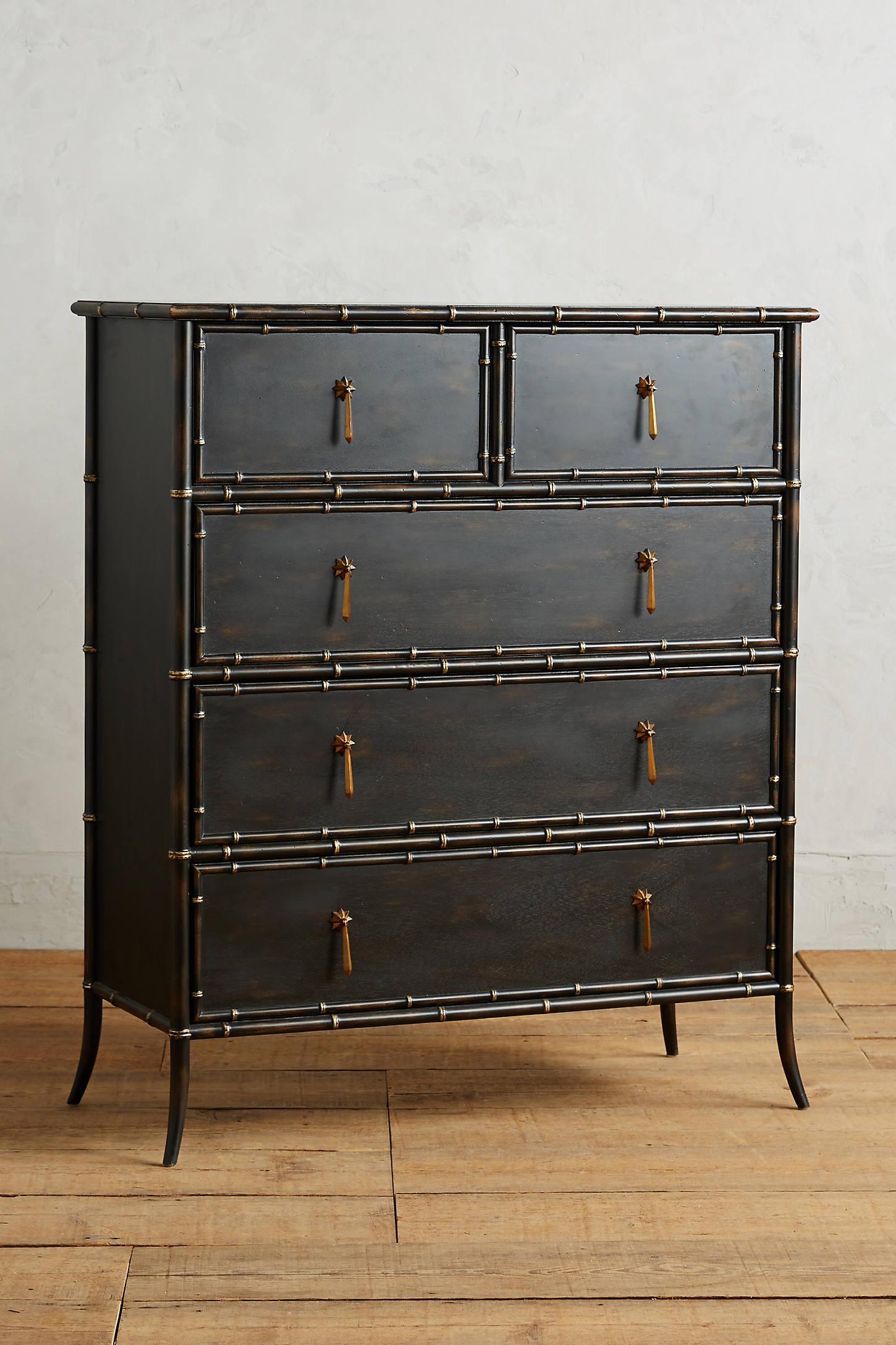 Honoka Five Drawer Dresser