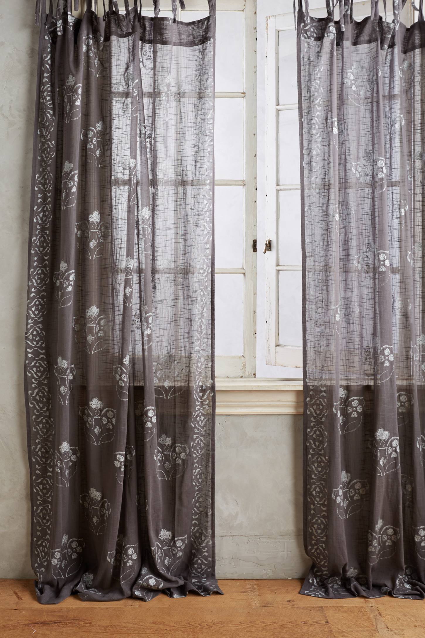 Gleaming Elora Curtain