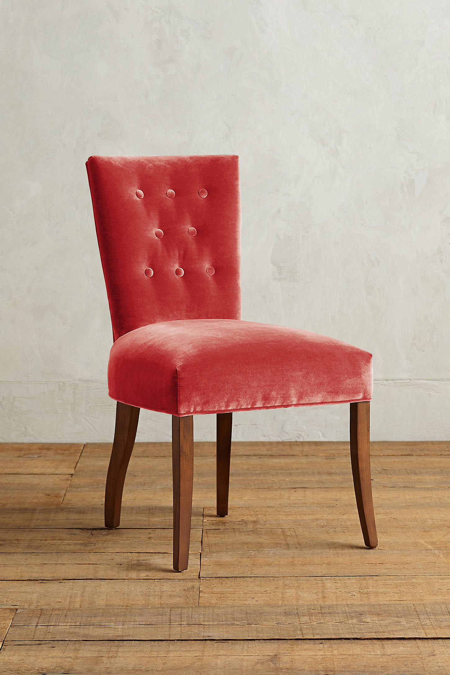 Velvet Abner Dining Chair