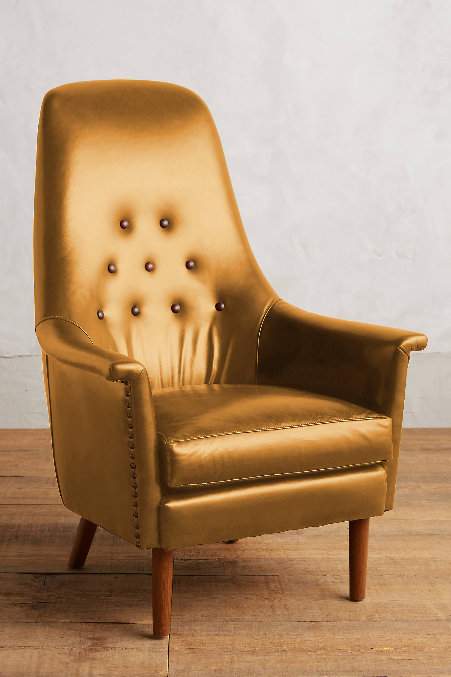 Premium Leather Alistair Chair