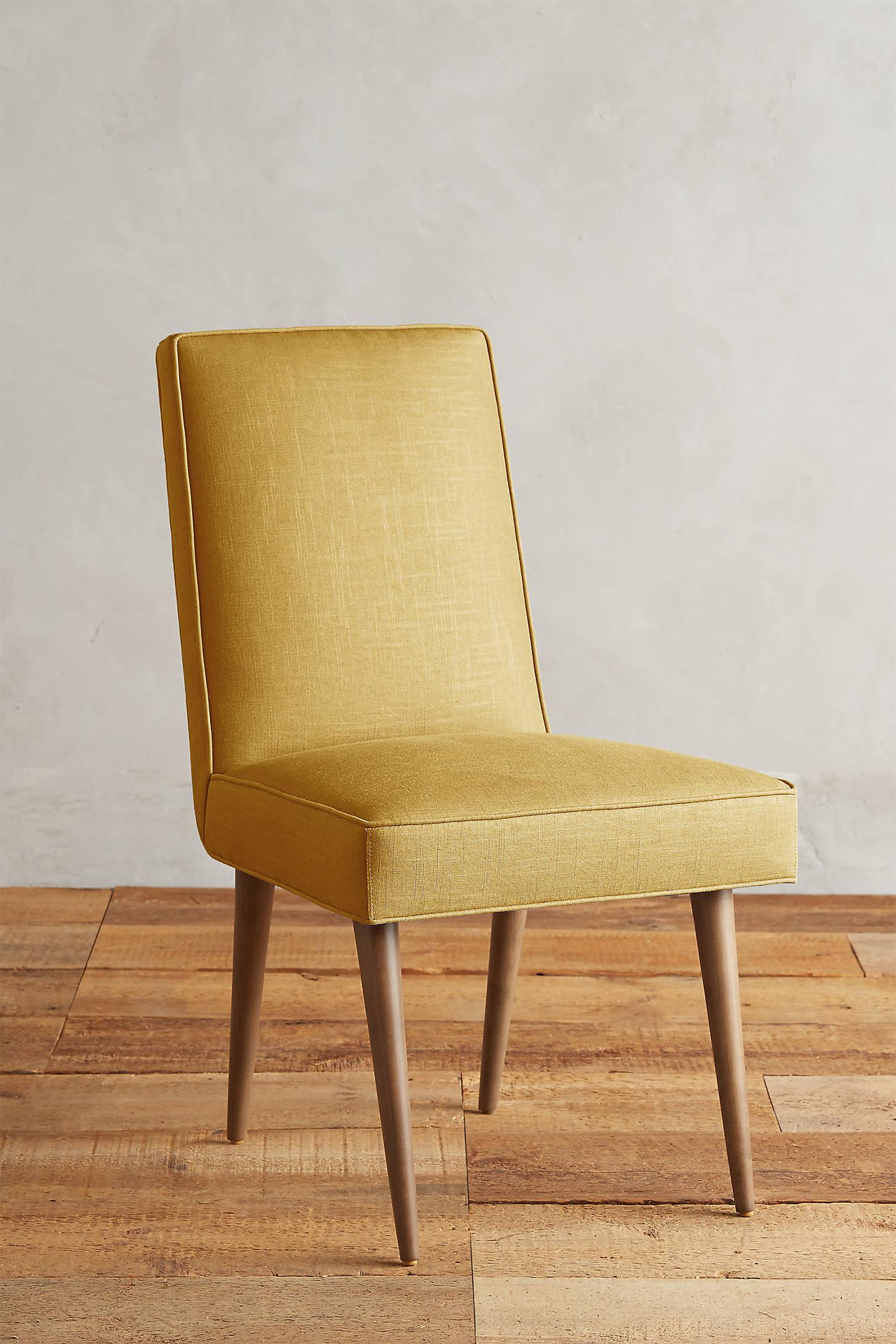 Linen Zolna Chair