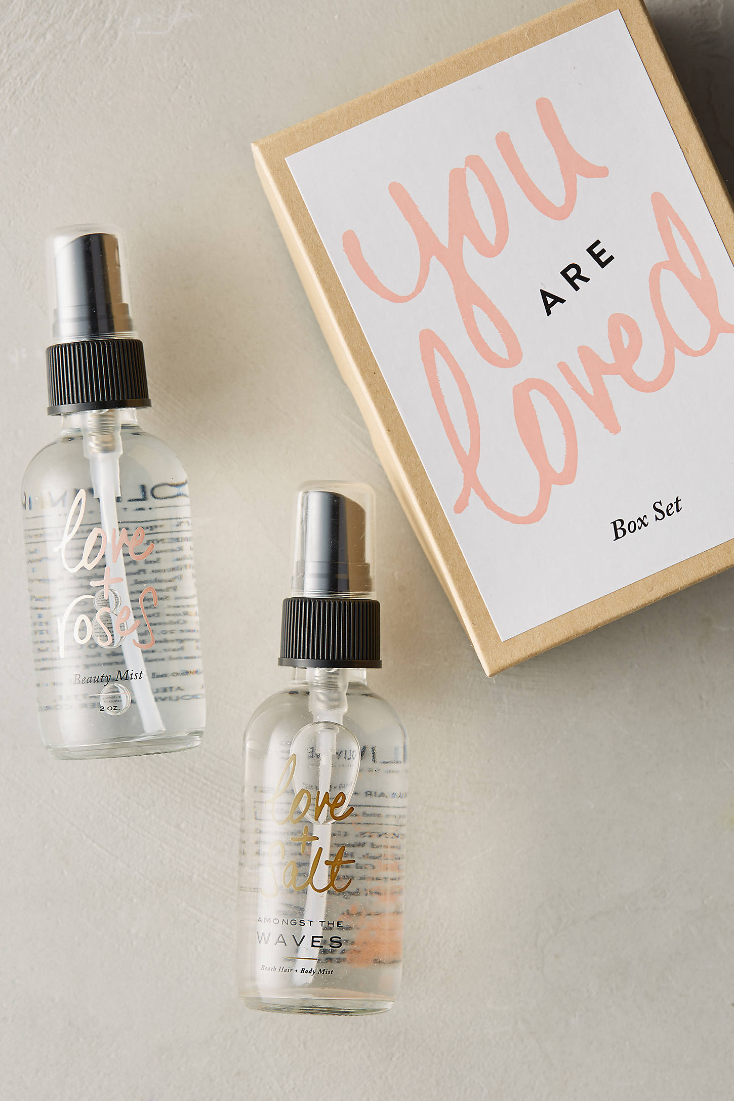 Olivine Atelier You Are Loved Set