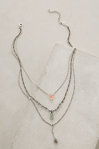 Verdia Layered Necklace