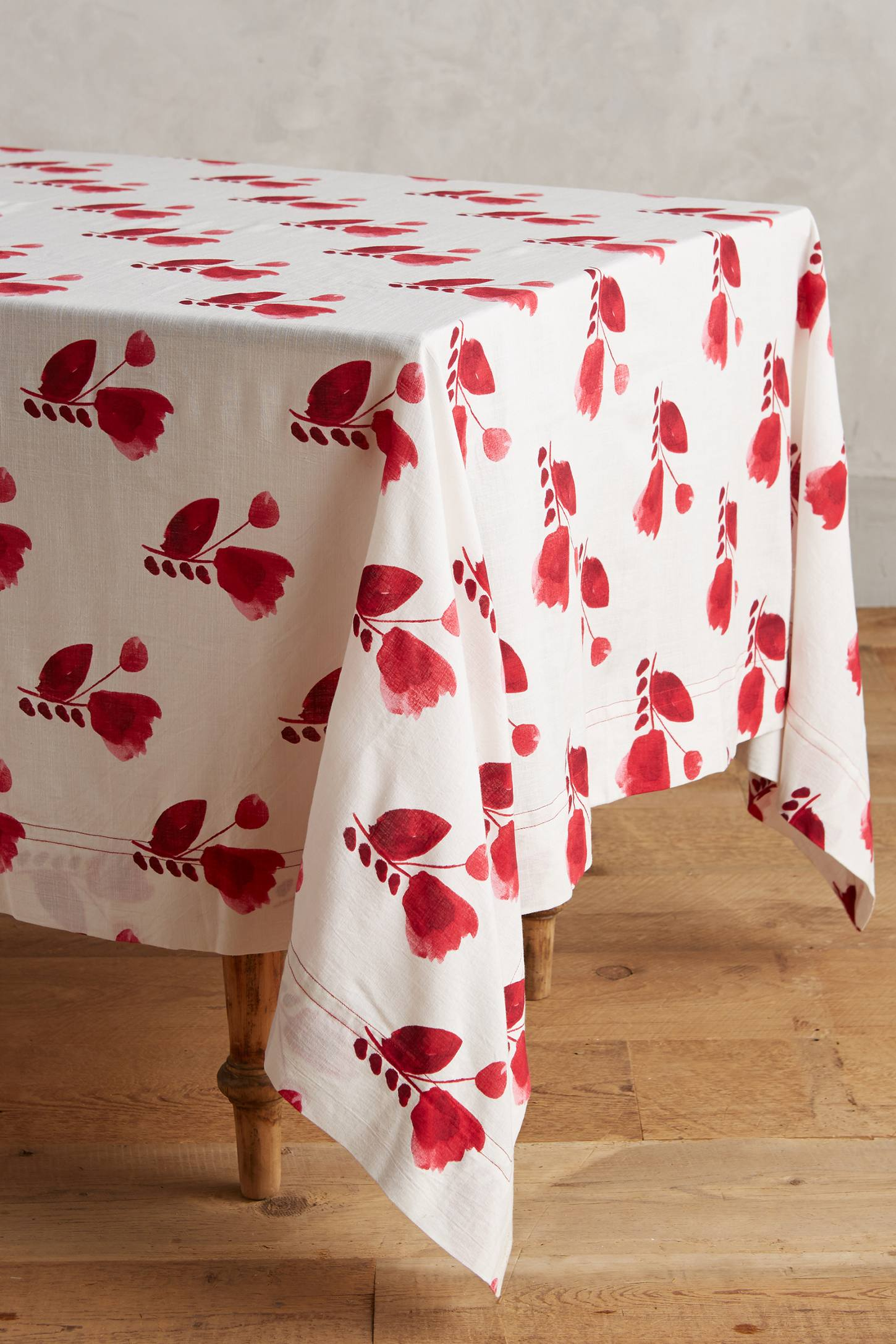 Flower Fair Tablecloth