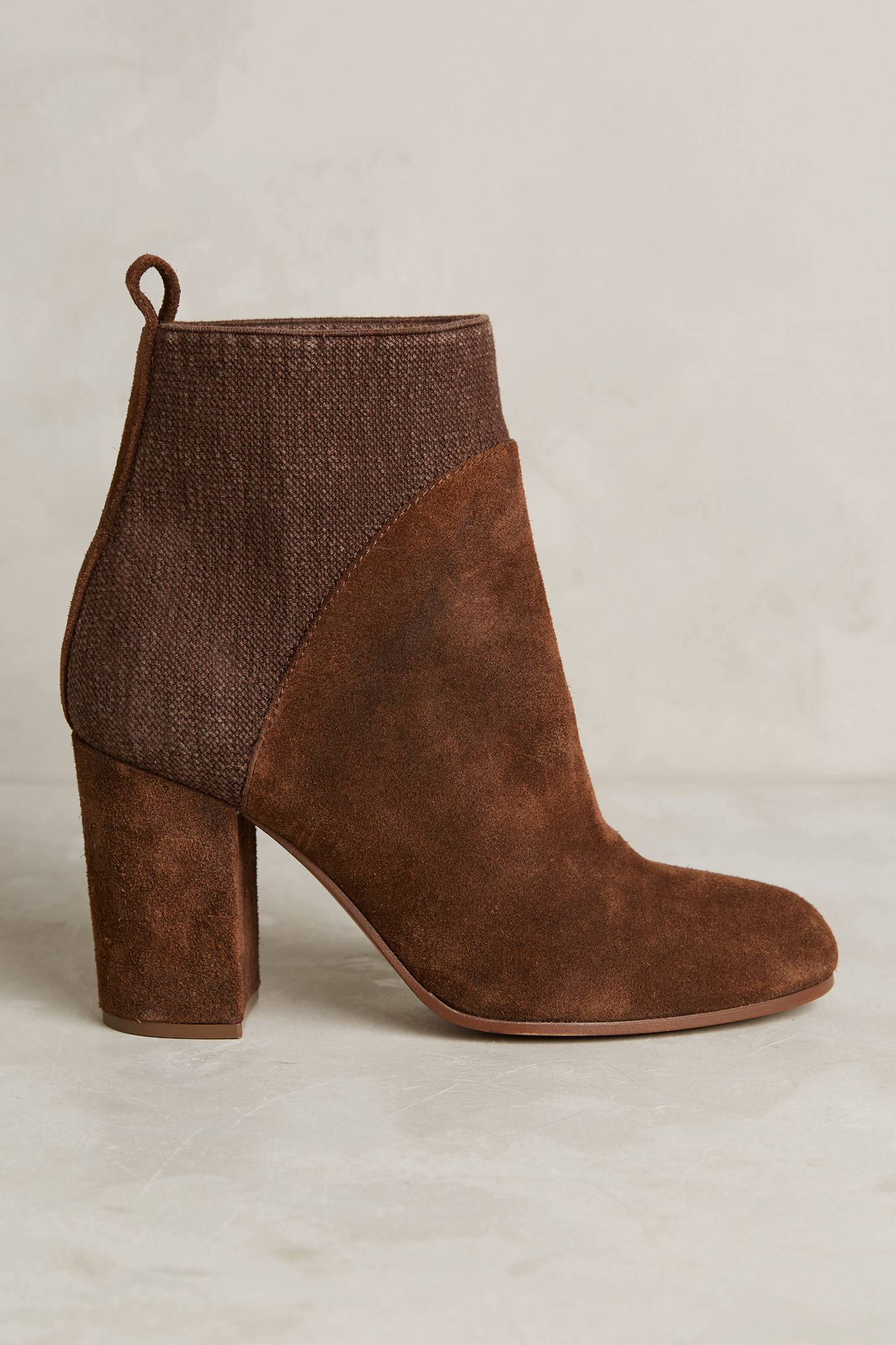 Miss Albright Vella Booties