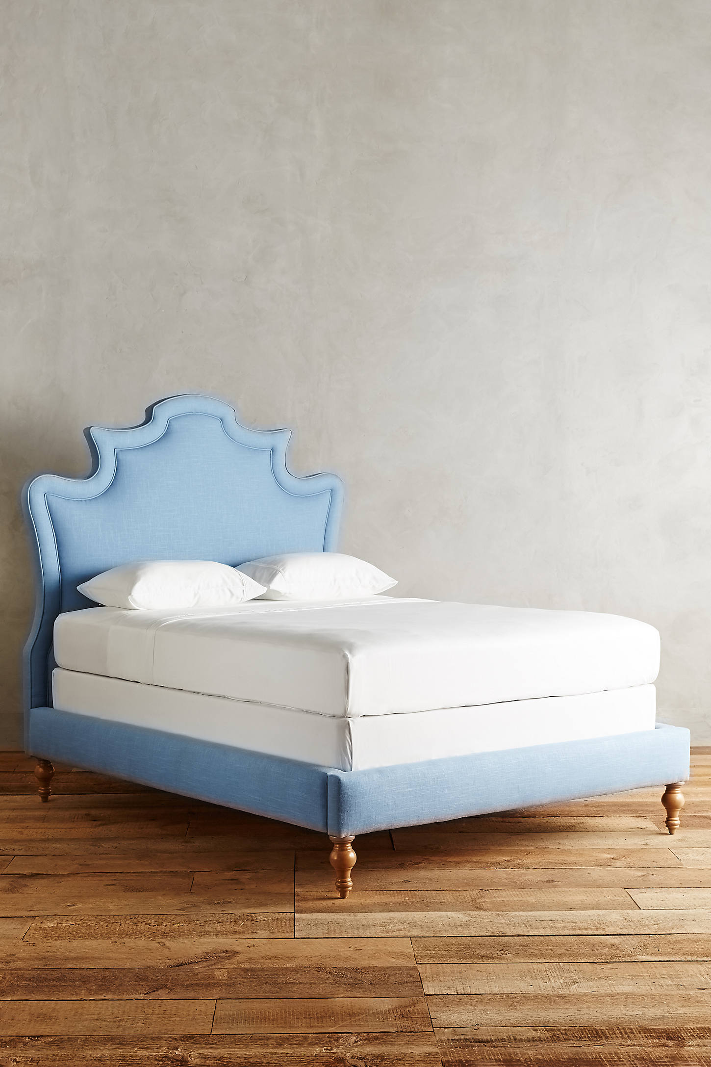 Linen Ainsworth Bed