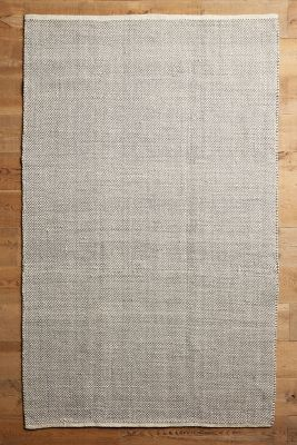 Hand-Knotted Pebbled Rug