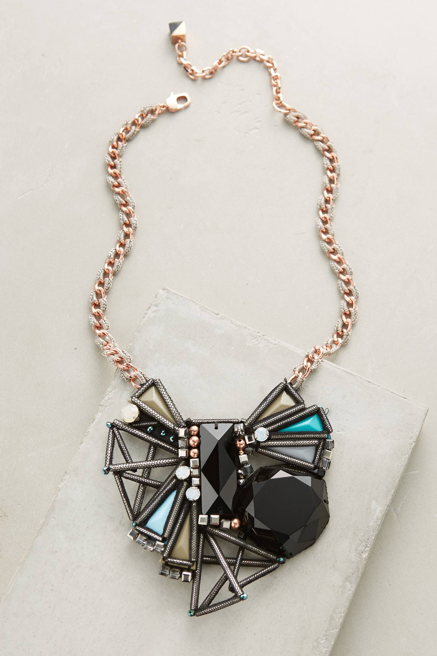 Vik Bib Necklace