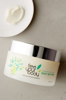 Free Your Body Body Butter