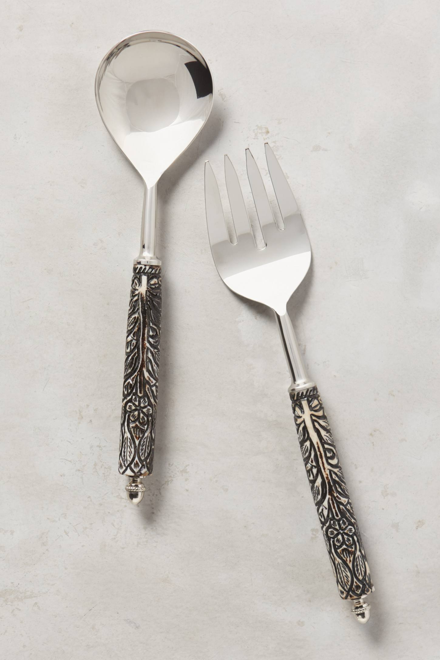 Tracery Serving Set