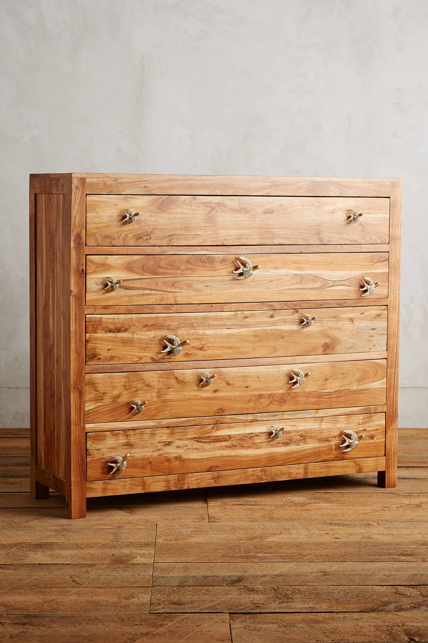 Passerine Five-Drawer Dresser