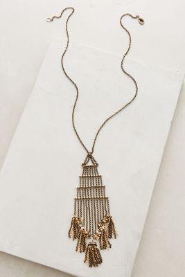 Kingbird Pendant Necklace