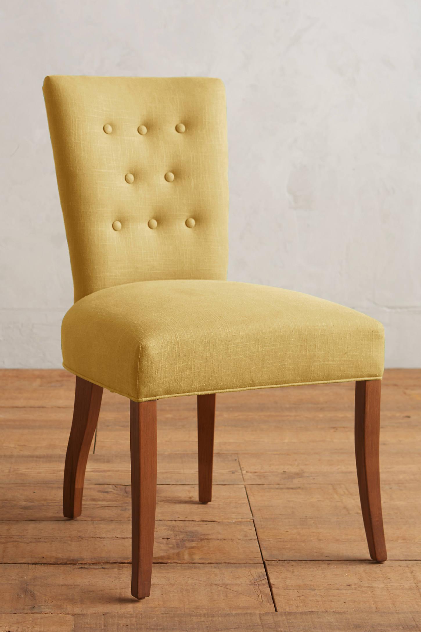 Linen Abner Dining Chair