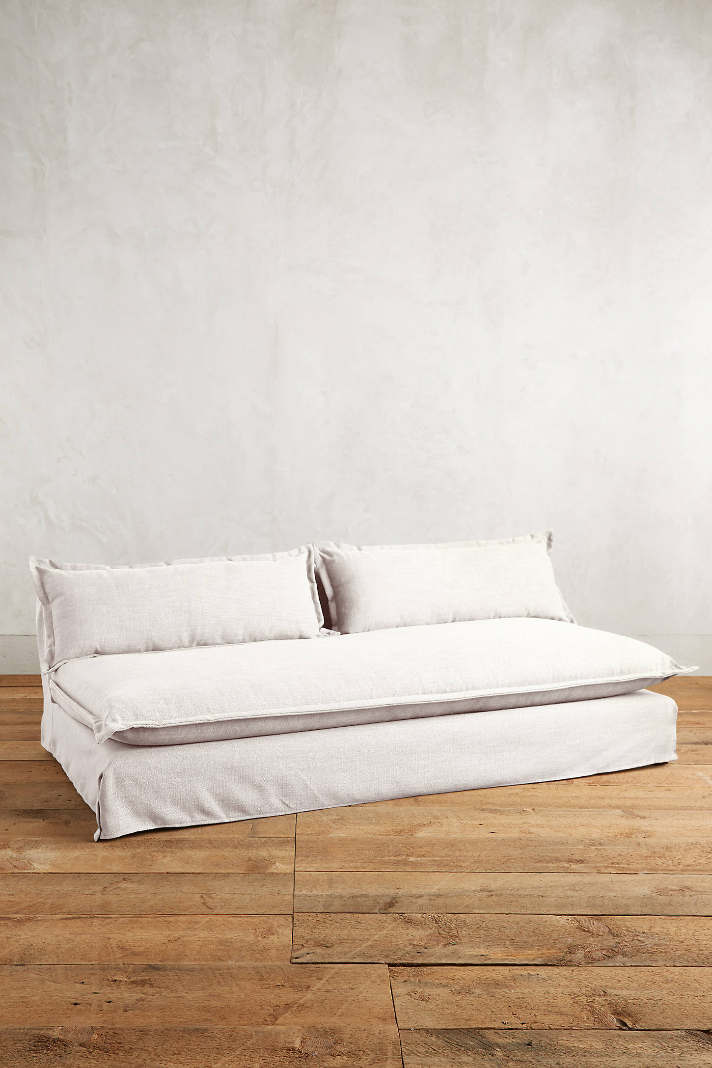 Basketweave Linen Tassa Sofa