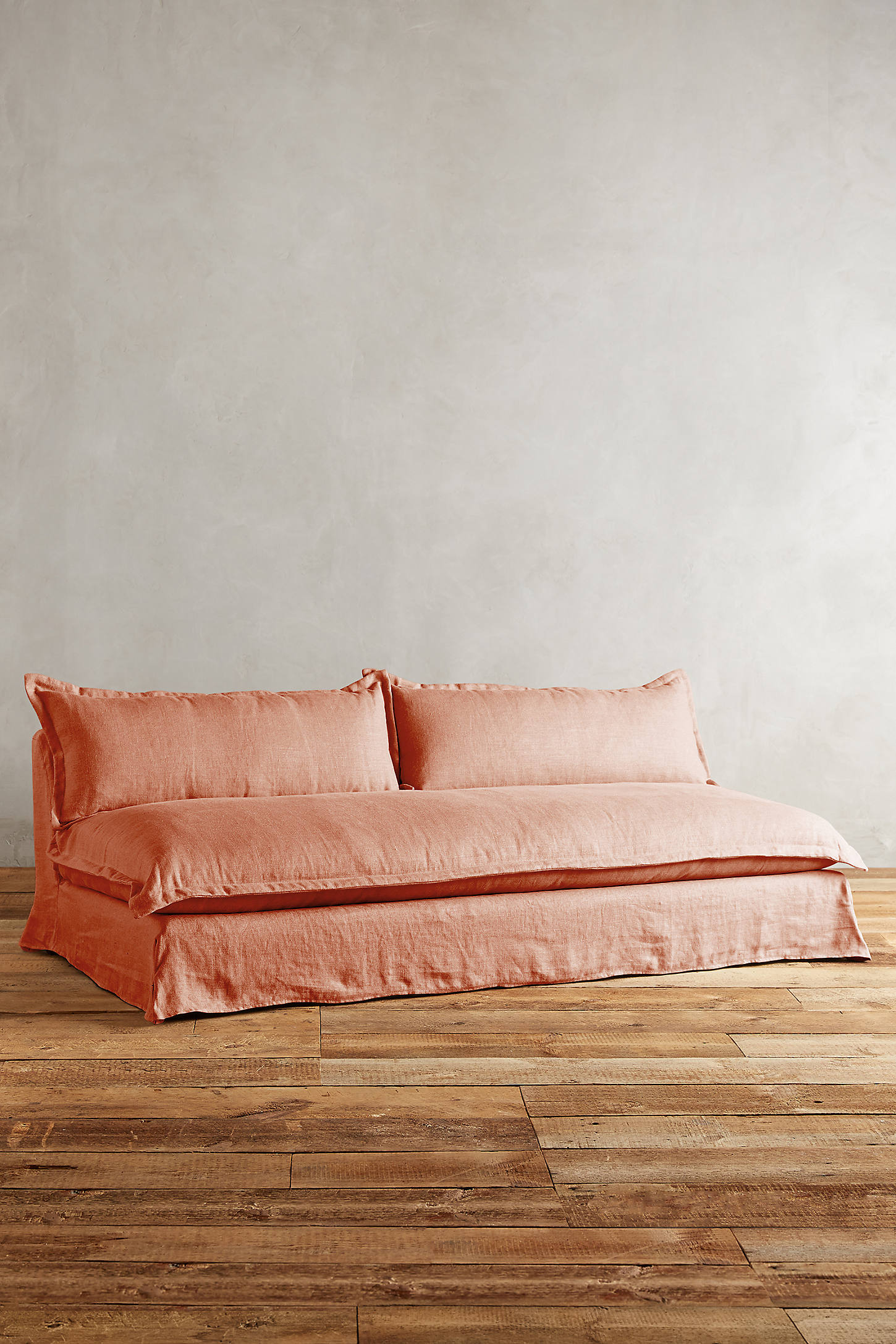 Belgian Linen Tassa Sofa