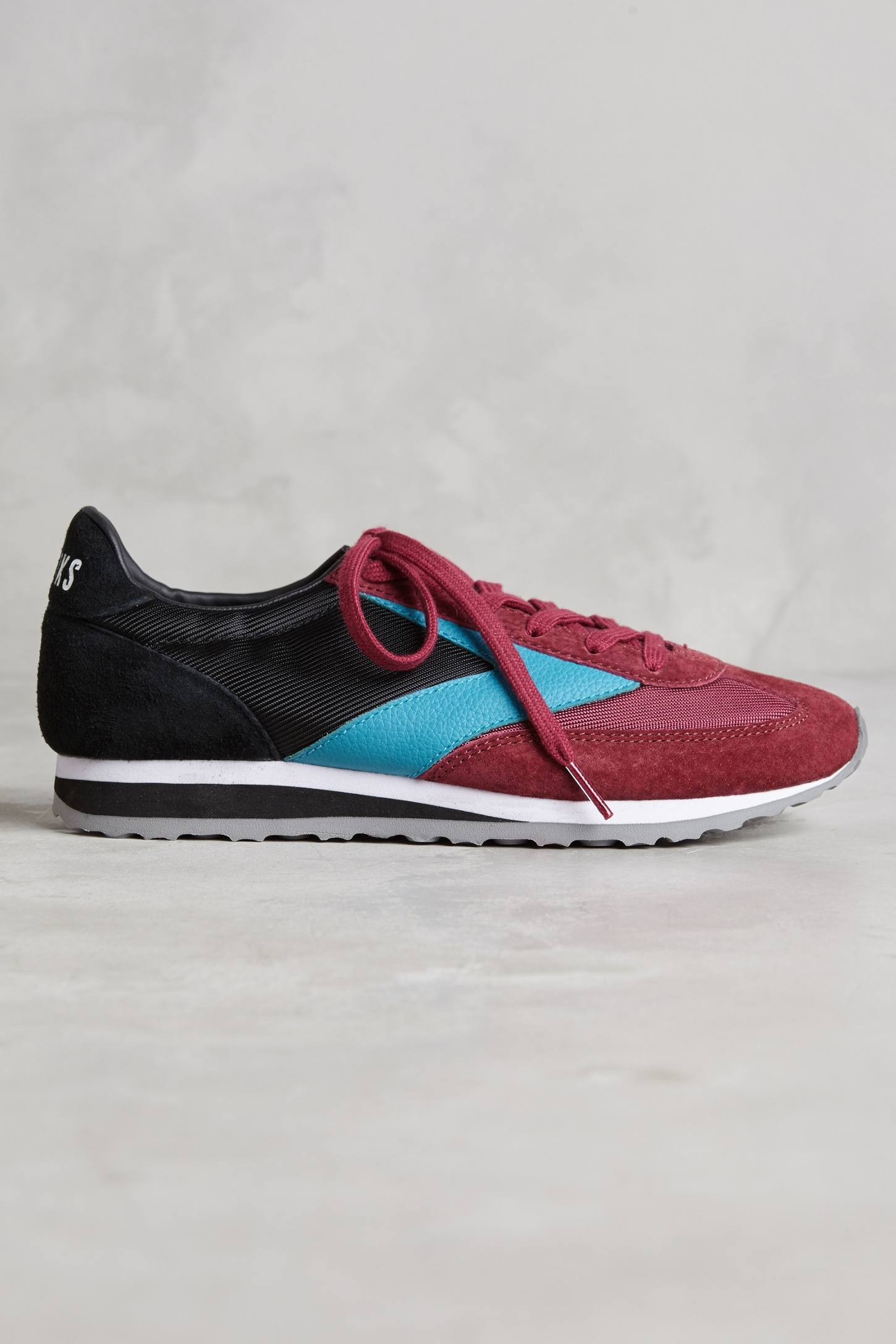 Brooks Winter Vanguard Sneakers