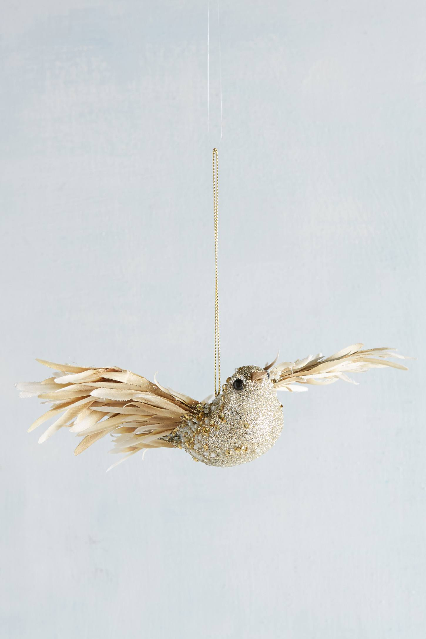 Winged Winterer Ornament