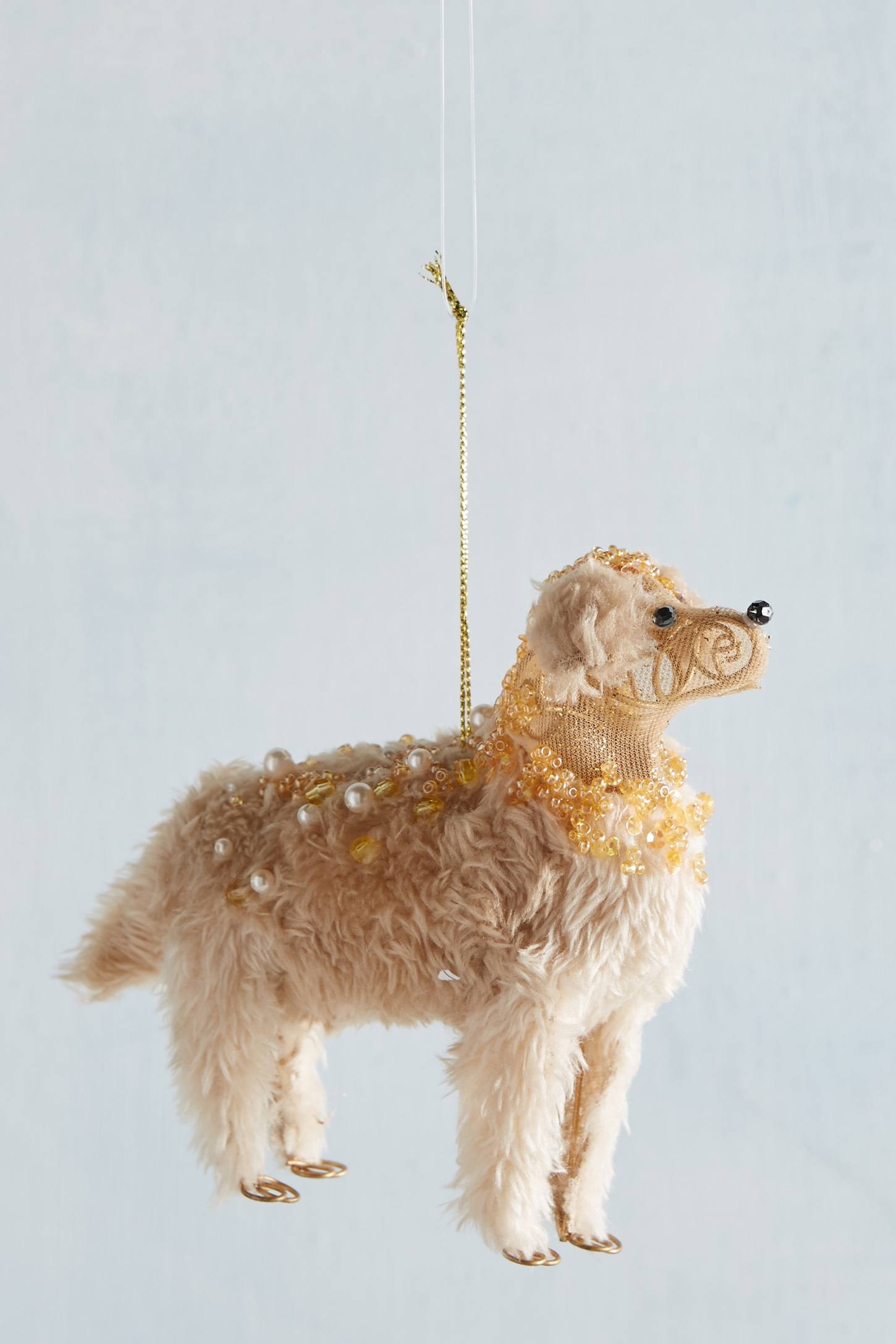 Festive Pup Ornament