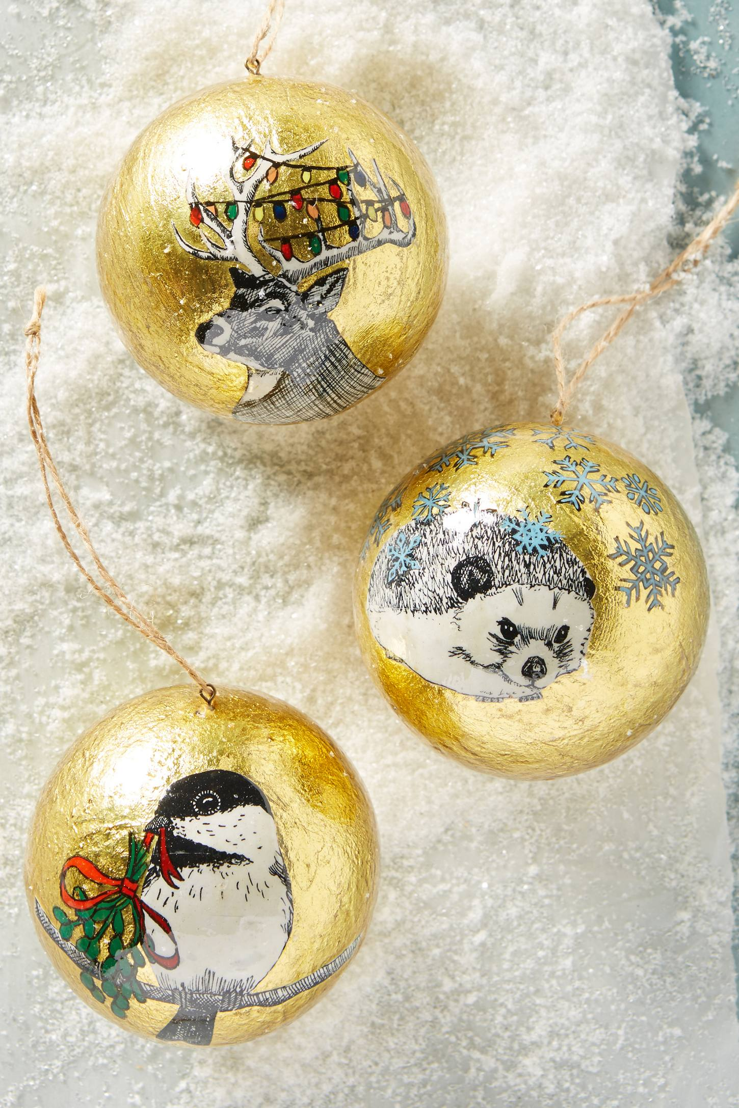 Forest Tidings Ornament