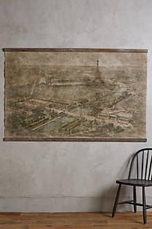 Relic City Map, Paris