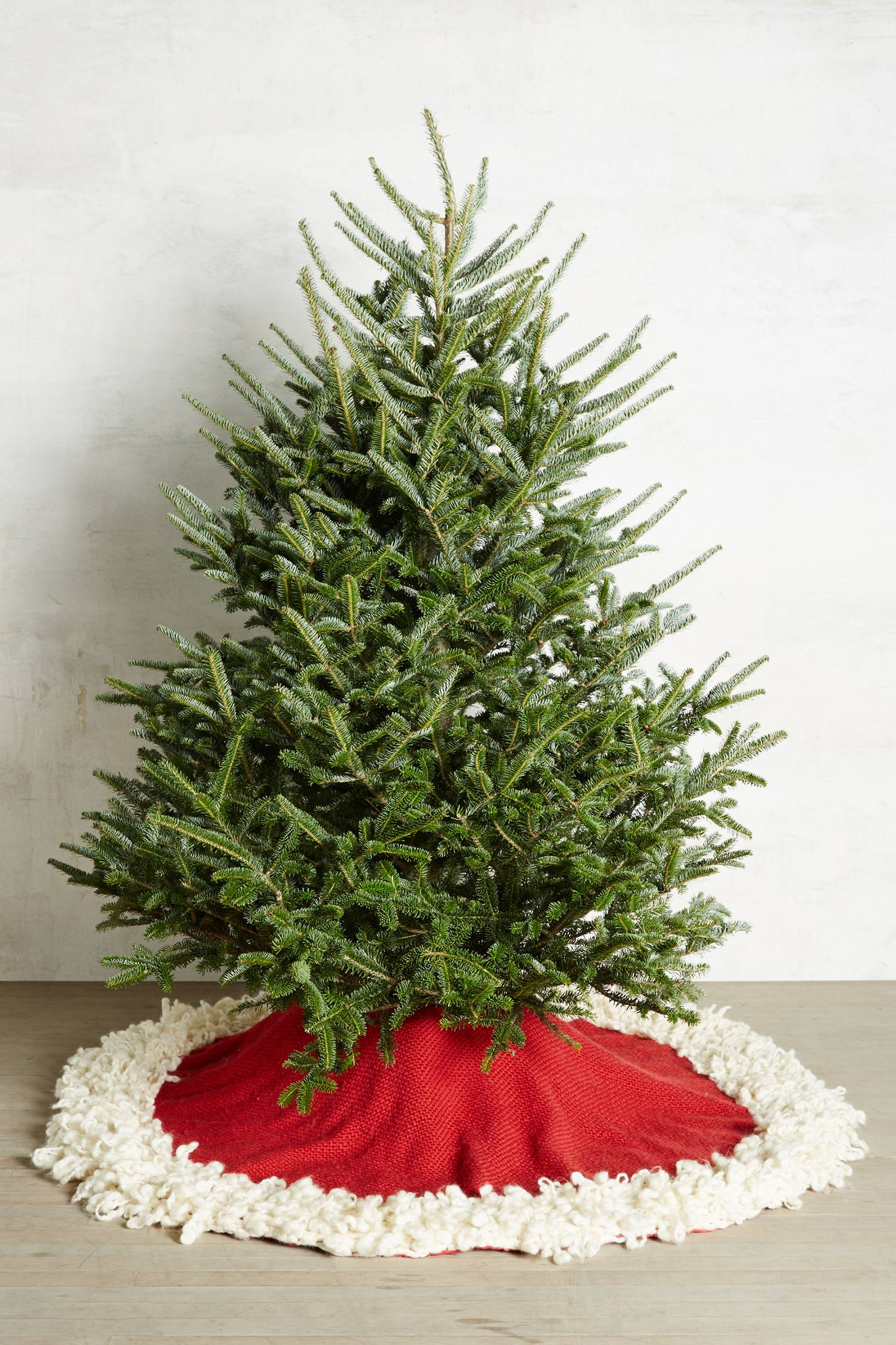 Snowswept Tree Skirt