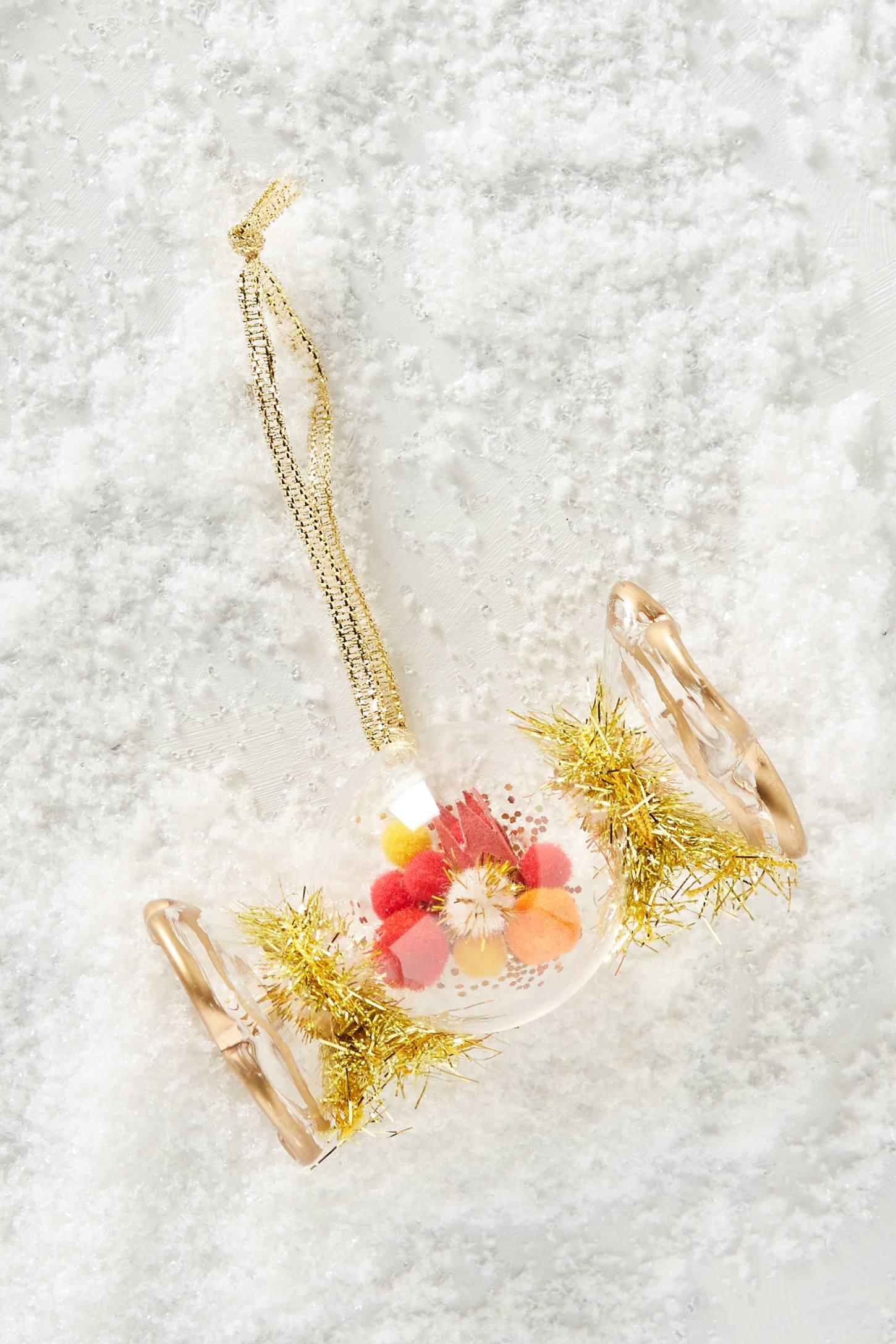 Christmas Cracker Ornament