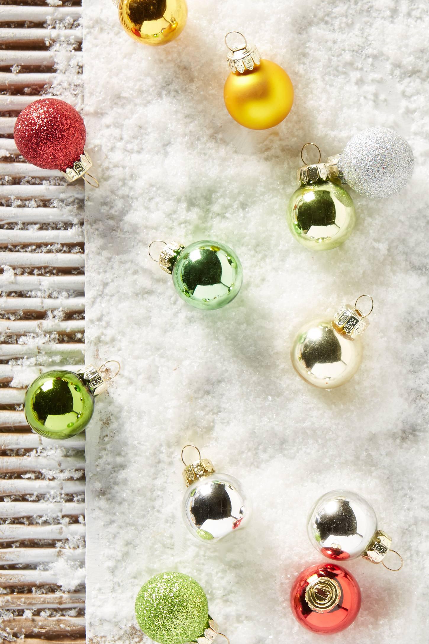 Magical Miniature Ornament Set