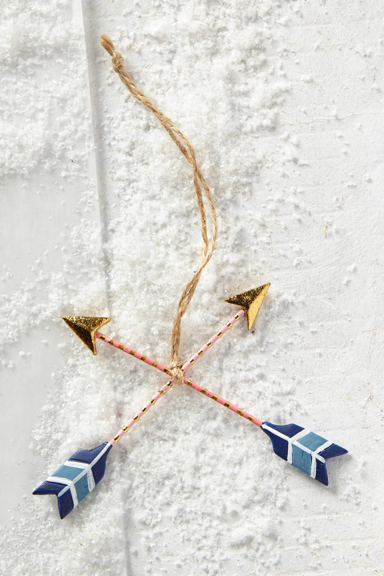 Love's Arrow Ornament