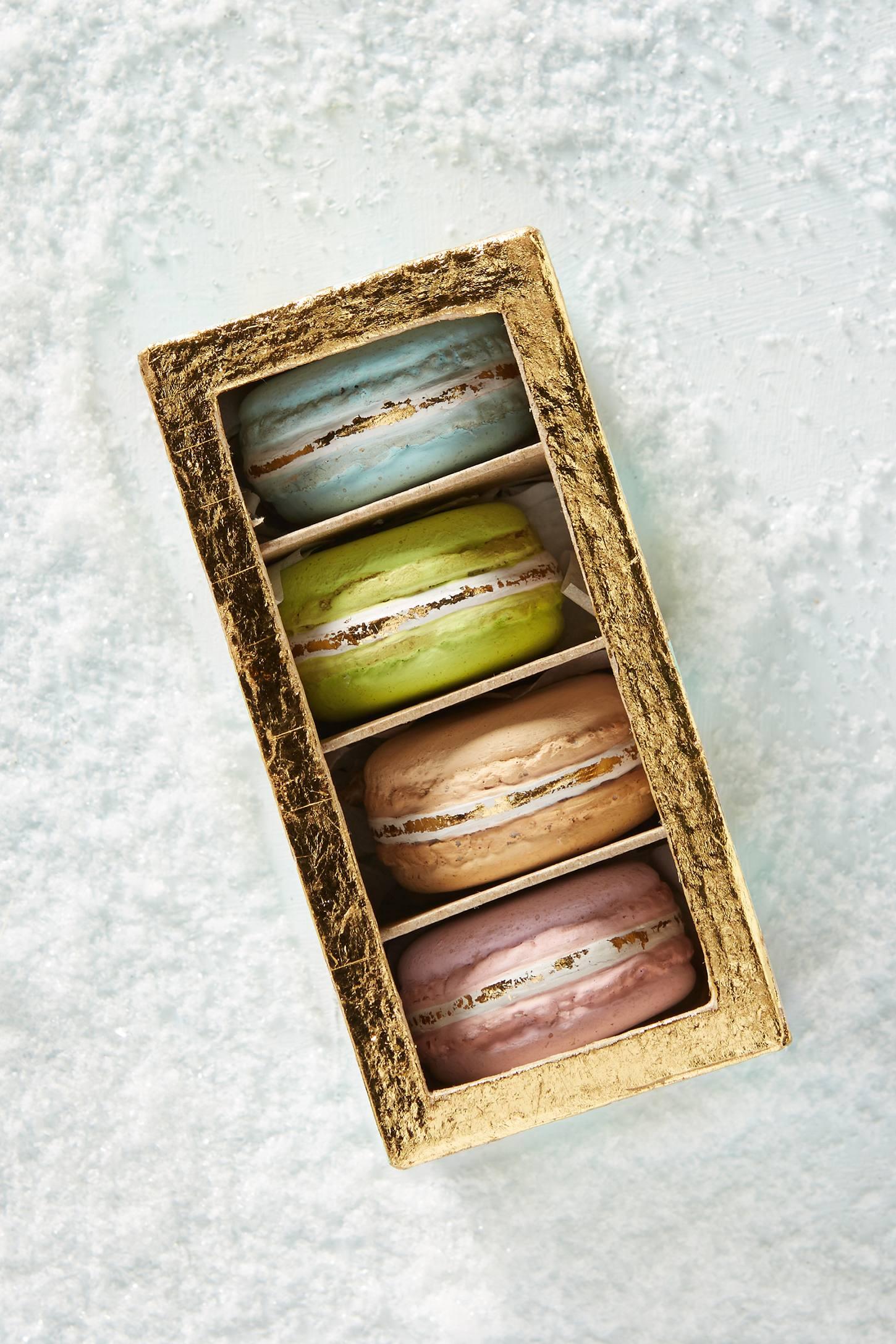 Macaron Ornament Set