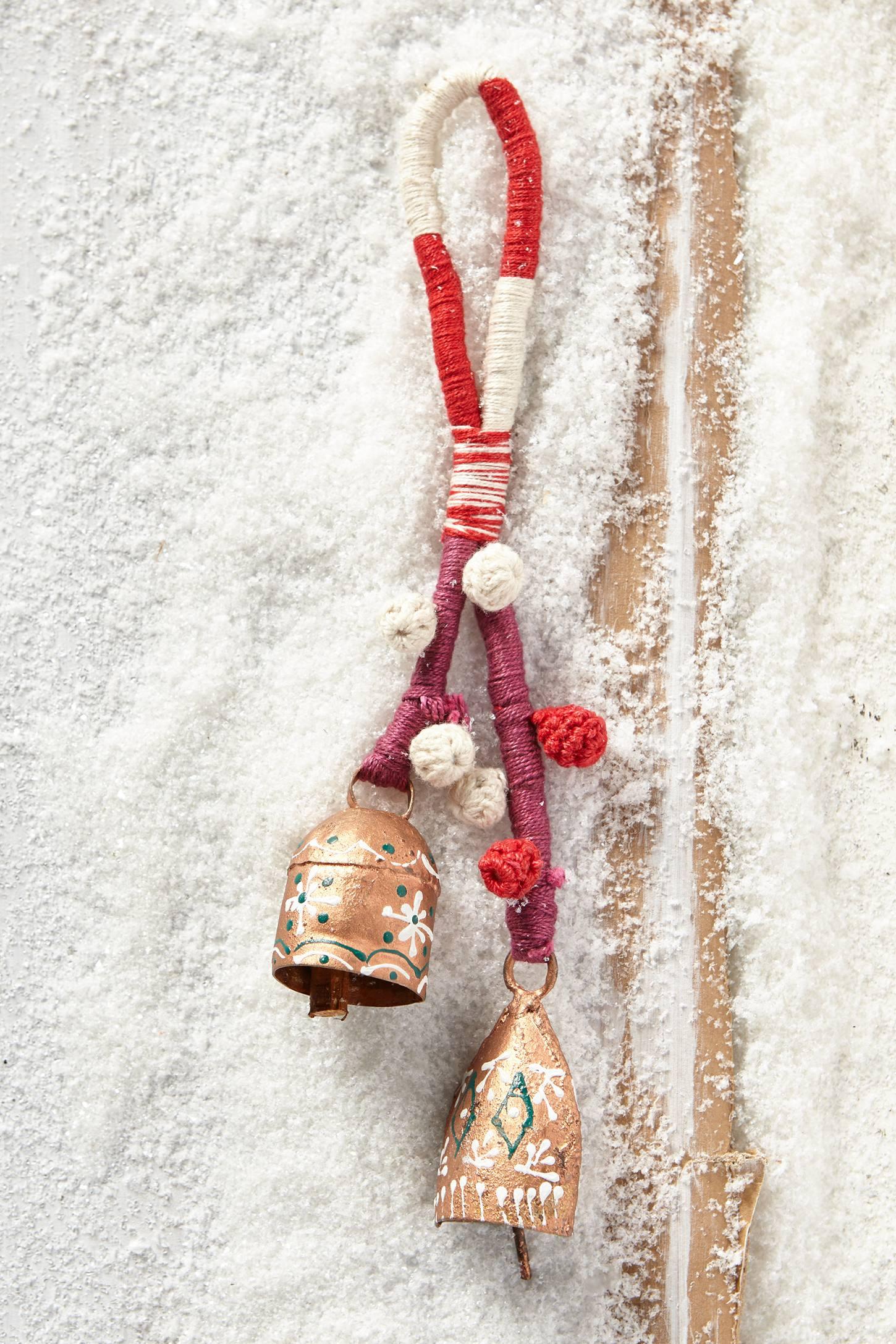 Bell Tassel Ornament
