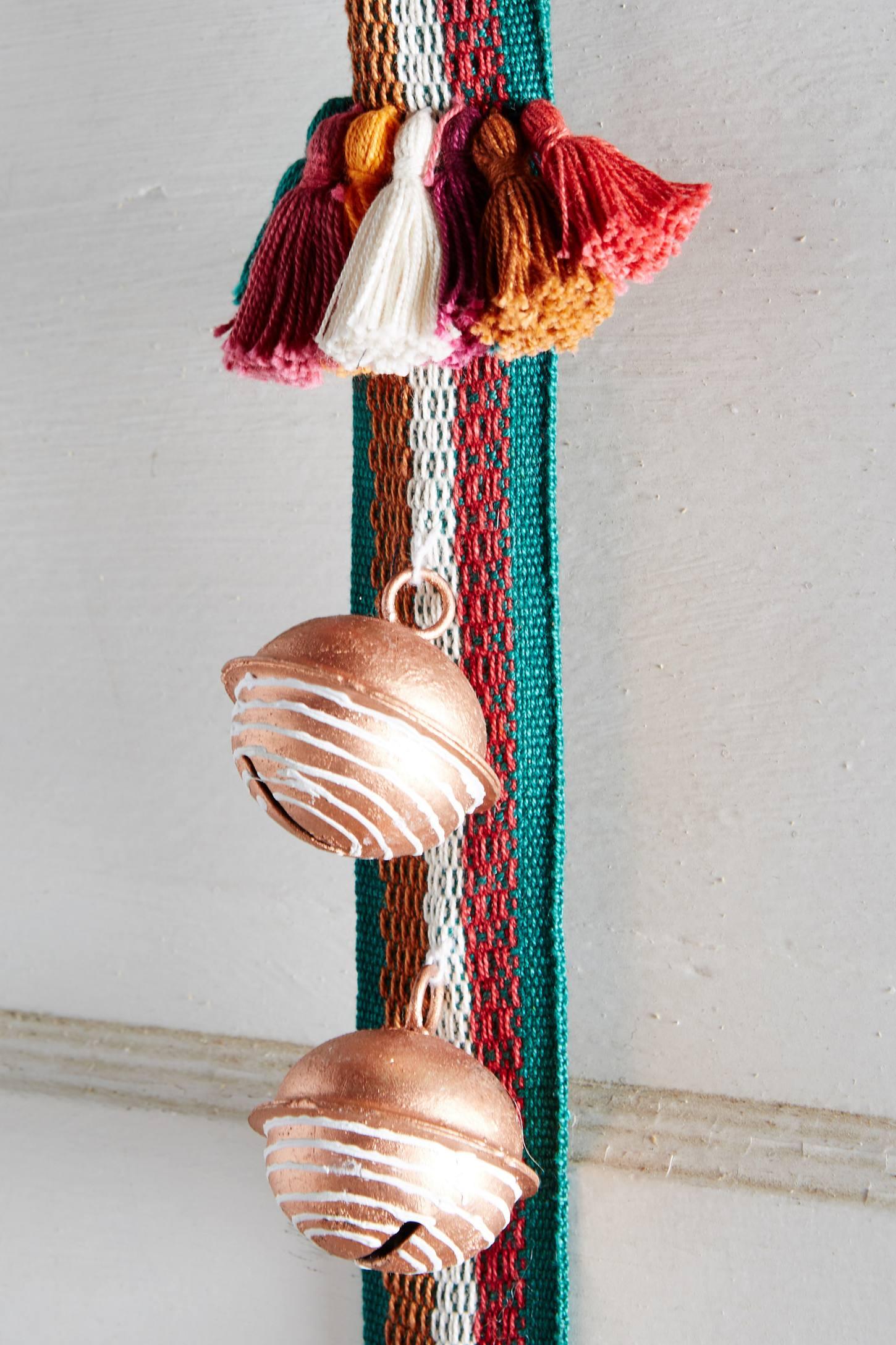 Jingle Bell Door Hanging