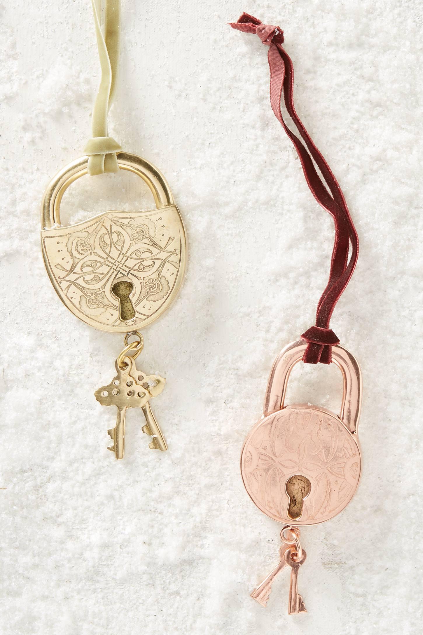 Lovelocked Ornament