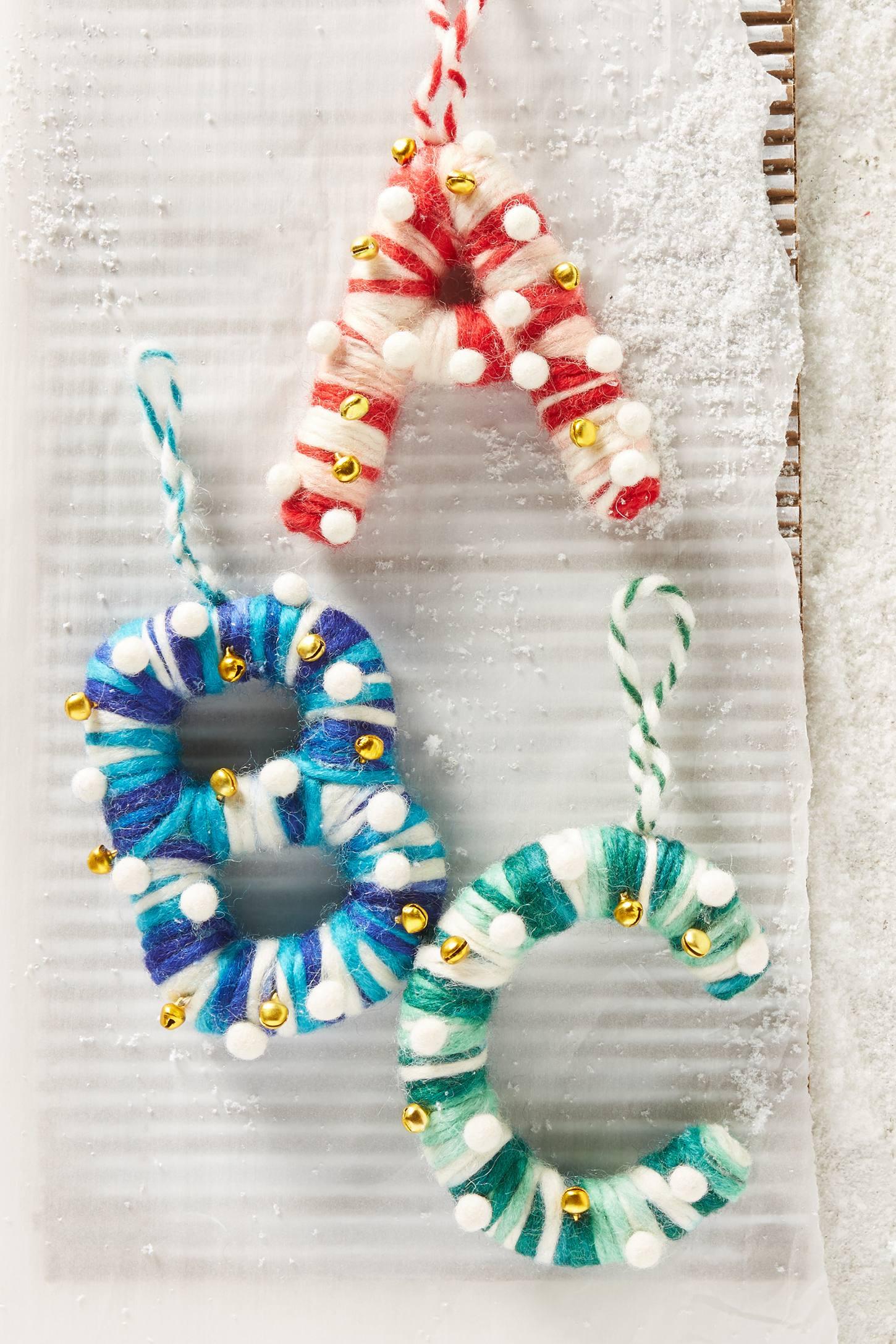 Jingling Monogram Ornament