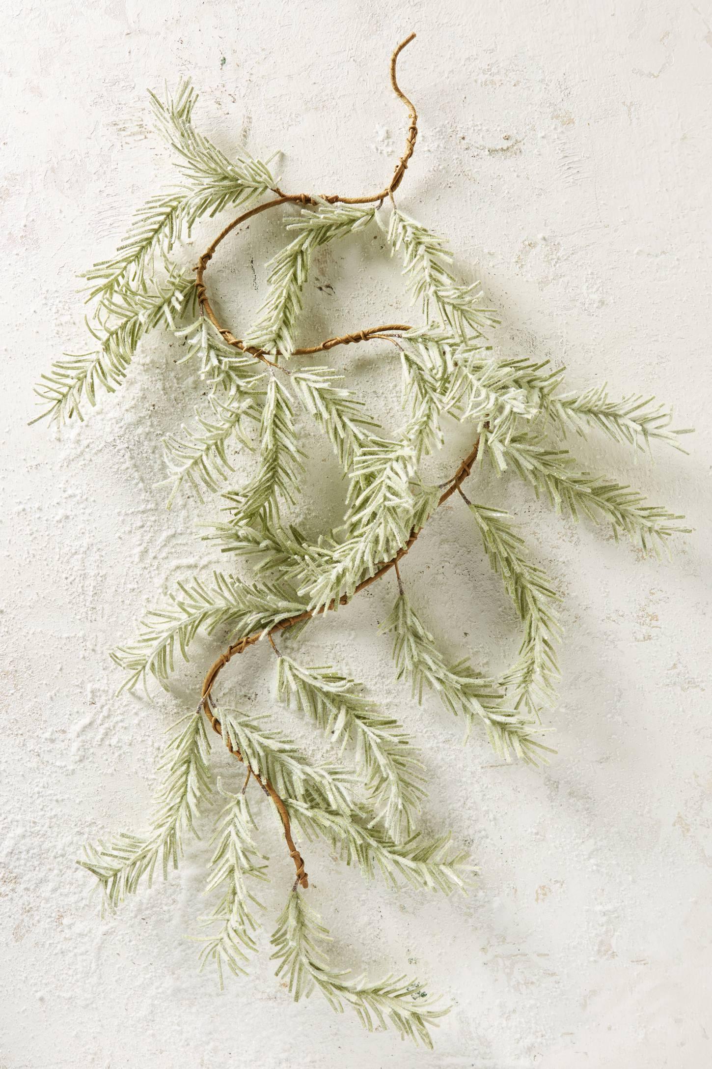Pine Posie Garland