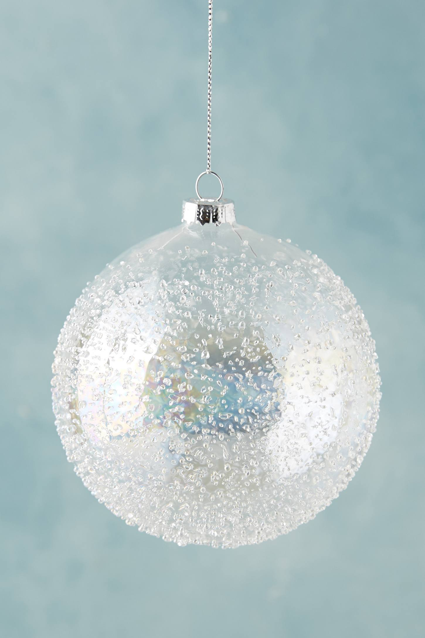 Opalescent Ornament