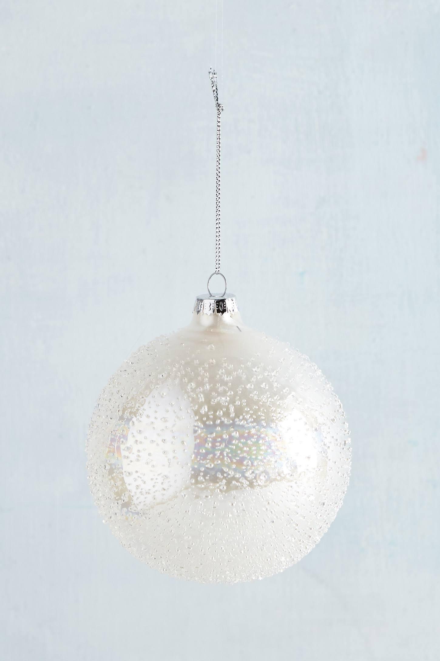 Winter Splendor Ornament