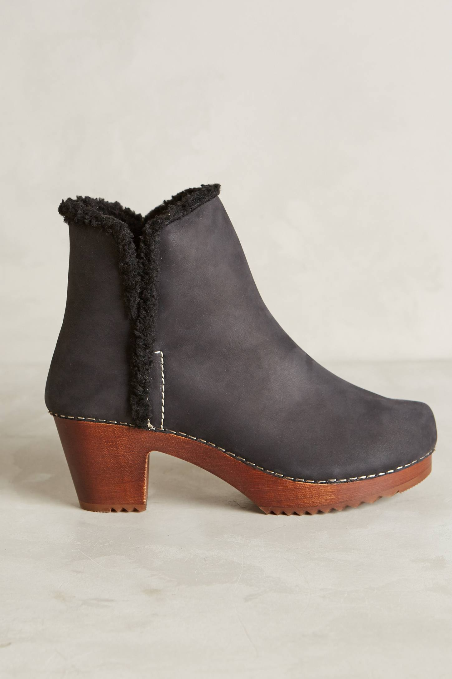 Miss Albright Milo Clog Booties