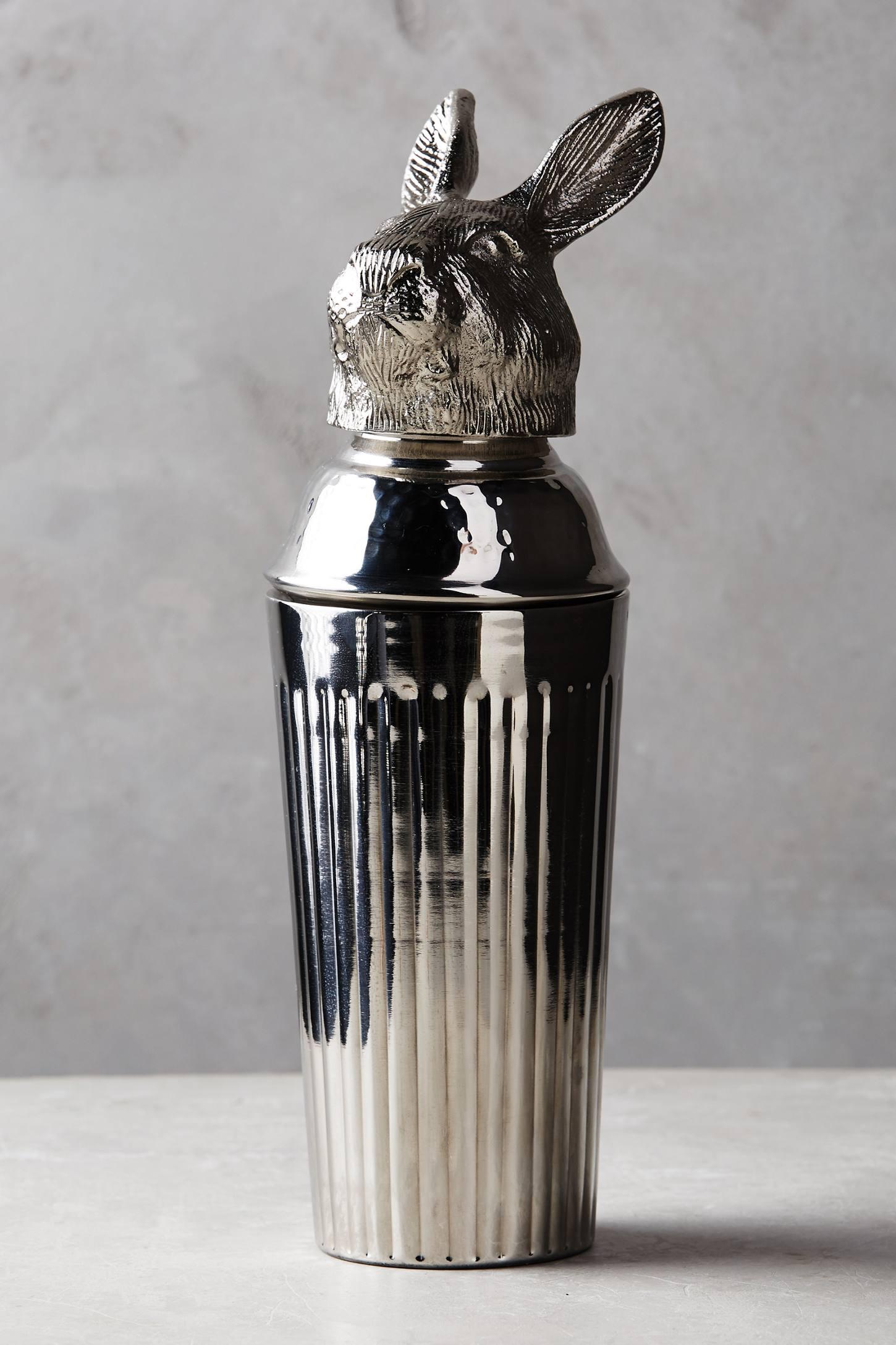 Winterwood Animal Cocktail Shaker