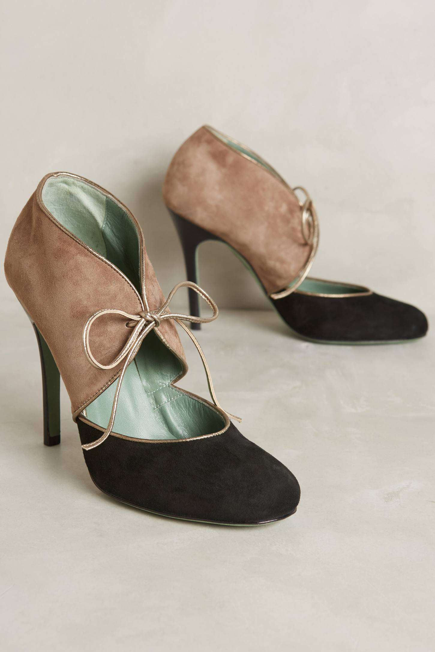 Paola d'Arcano Paleis Heels
