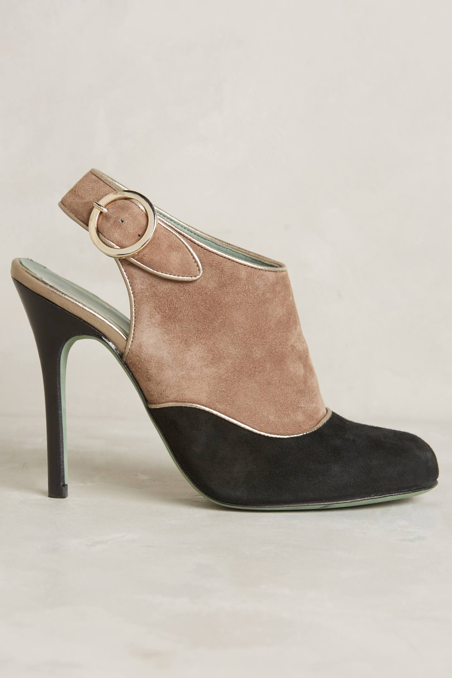 Paola d'Arcano Morcote Heels